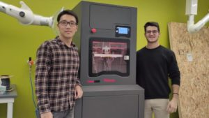 Roboze One+400 Xtreme selected by Pennsylvania State University