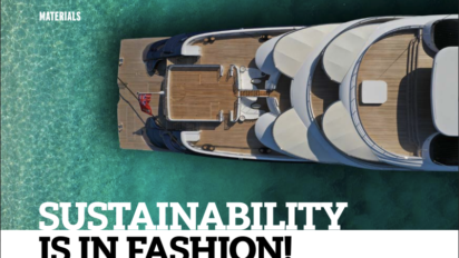 SUSTAINABILITY IS IN FASHION!
